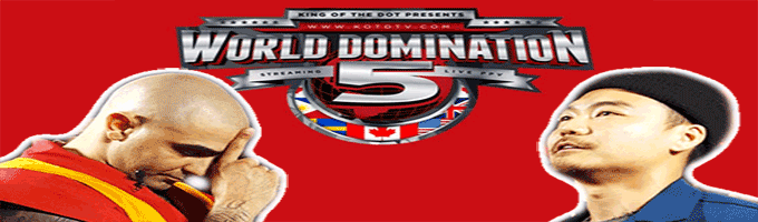 Top 3: KOTD World Domination 5 (WD5) Moments