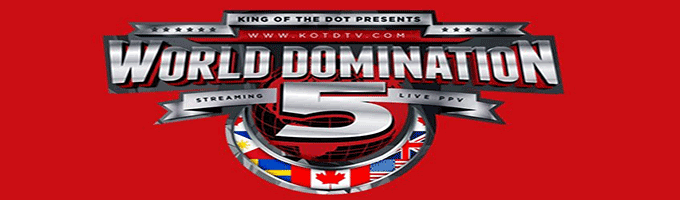 KOTD World Domination 5 Preview (#WD5)