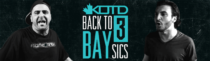 KOTD Back to BAYsics 3 (B2B3) Preview